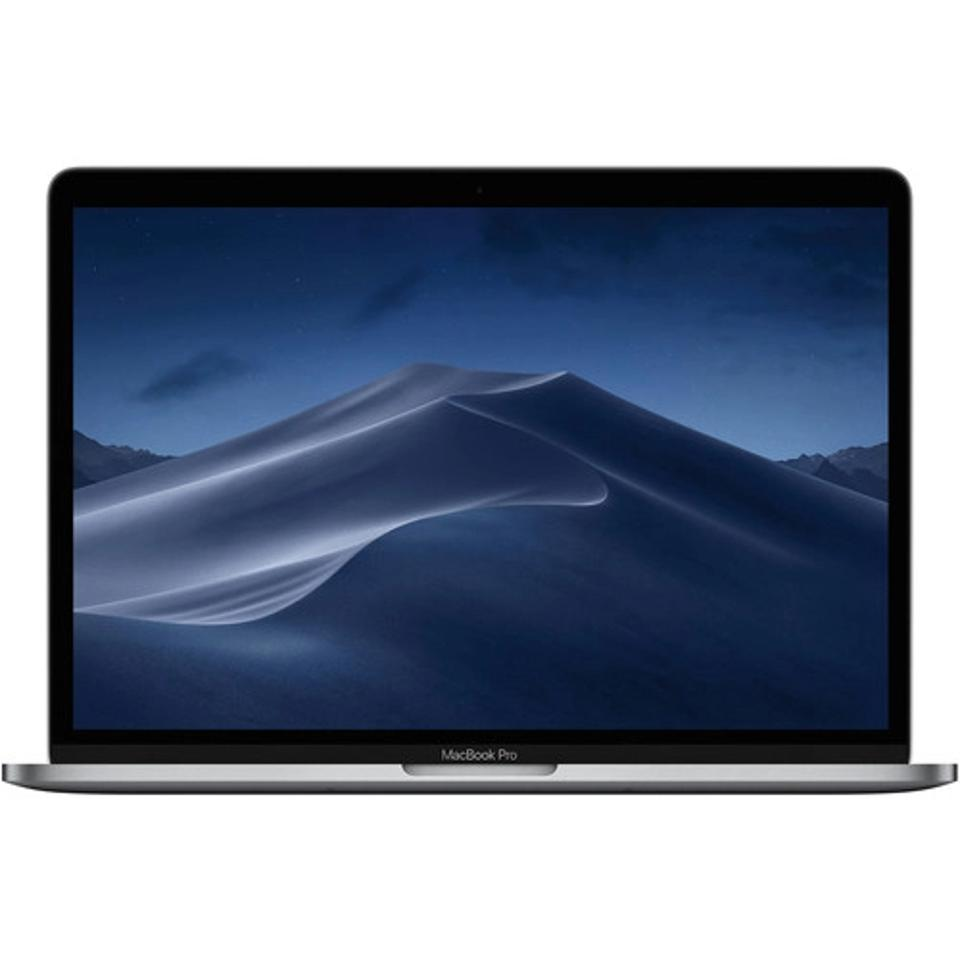Apple 13.3″ MacBook Pro with Touch Bar (Mid 2019, Space Gray)