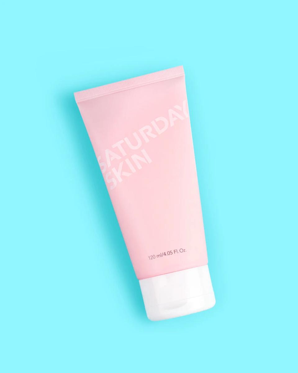 Saturday Skin's Rise and Shine Purifying Cleanser