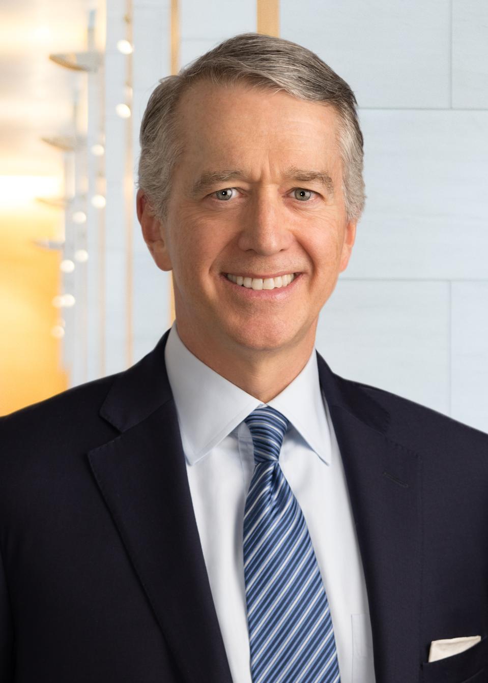 Goldman Sachs Global Head of Wealth Management Tucker York