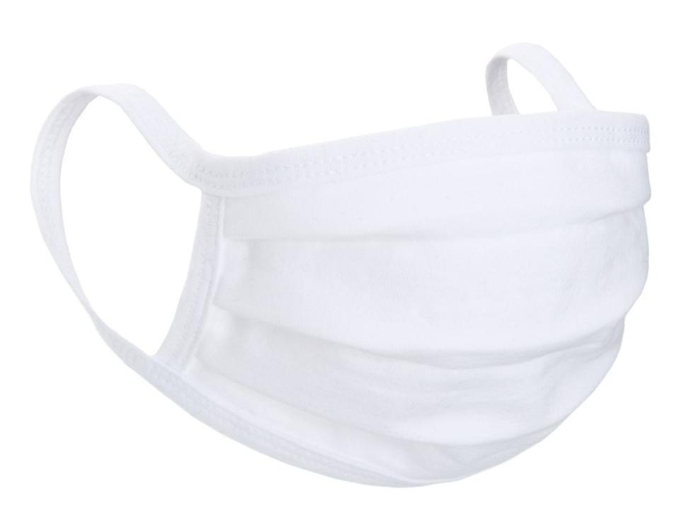 Nordstrom Rack white washable face mask