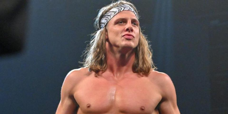 WWE Friday Night SmackDown results Matt Riddle main roster call-up NXT
