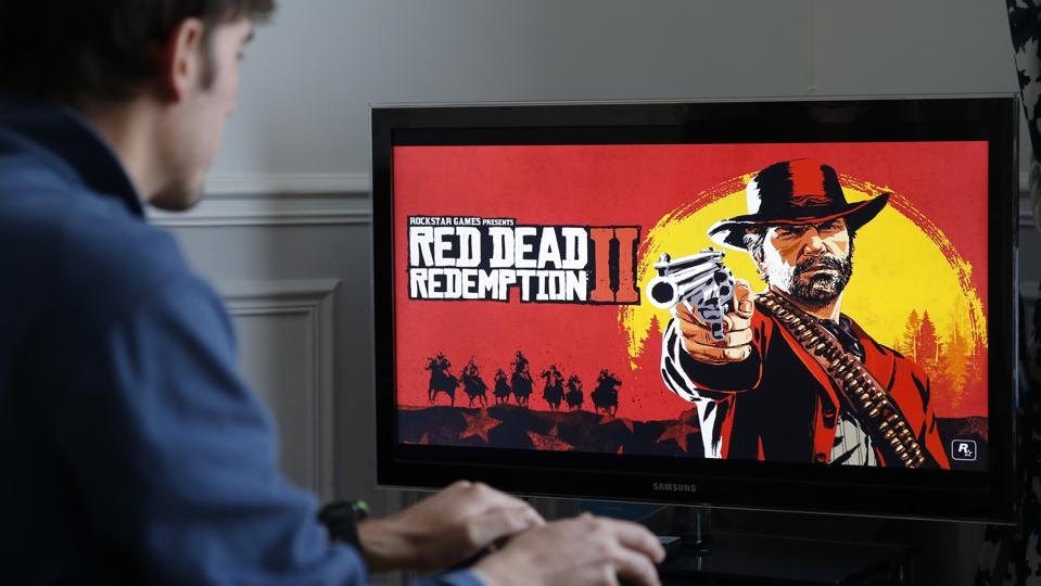 Red Dead Redemption 2 : Illustration