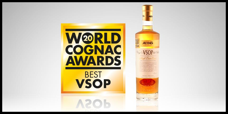 ABK6 Best VSOP Cognac Best Cognac World Cognac Awards