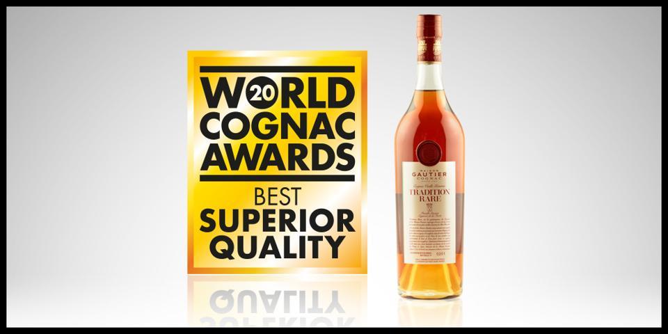 Gautier World Cognac Awards Best Cognac X.O Del Rio
