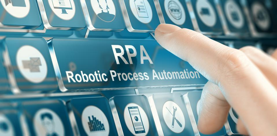 RPA, Robotic Process Automation
