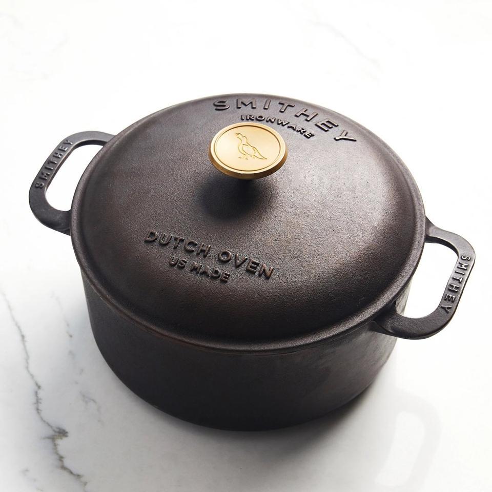 Smithey Dutch Oven