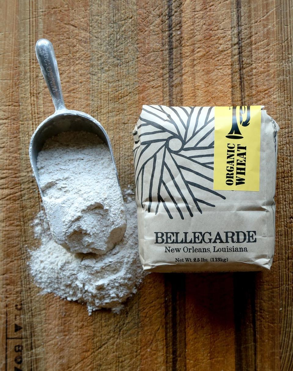 Bellegarde Bakery Organic Wheat Flour