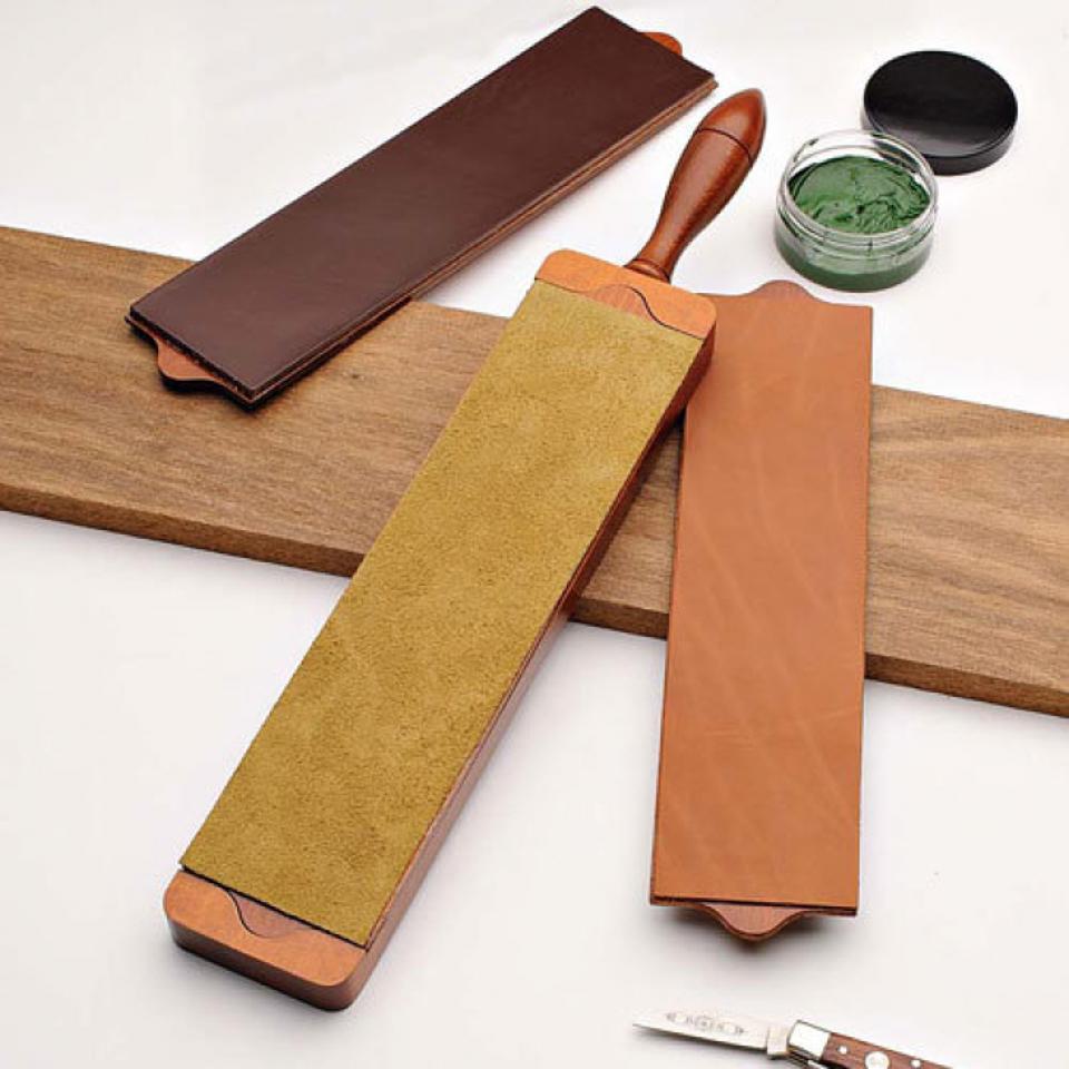 Garrett Wade Professional Stropping Kit