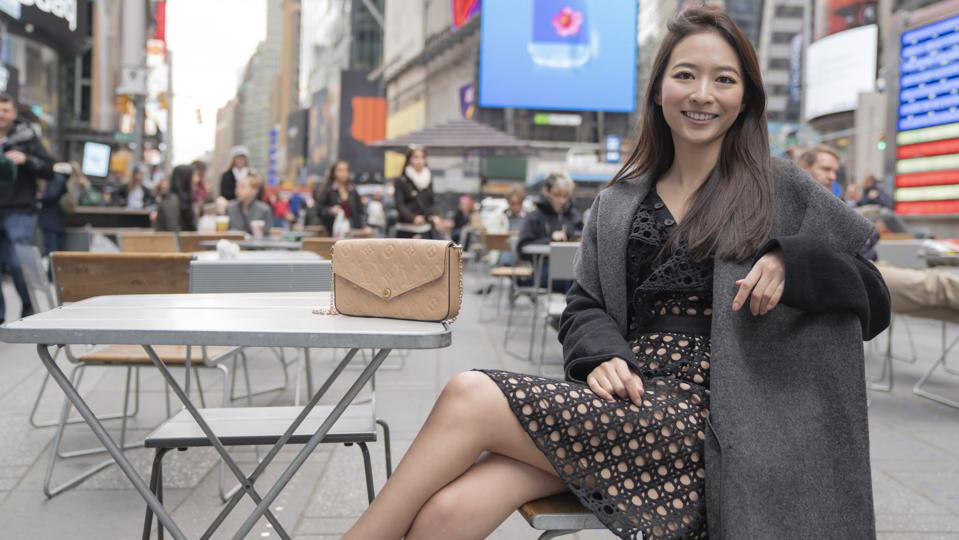 Globetrotting Influencer Elaine Hau Built An Online Handbag Rental Business