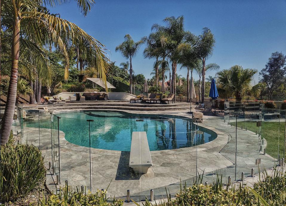 Aquaview Pool fencing