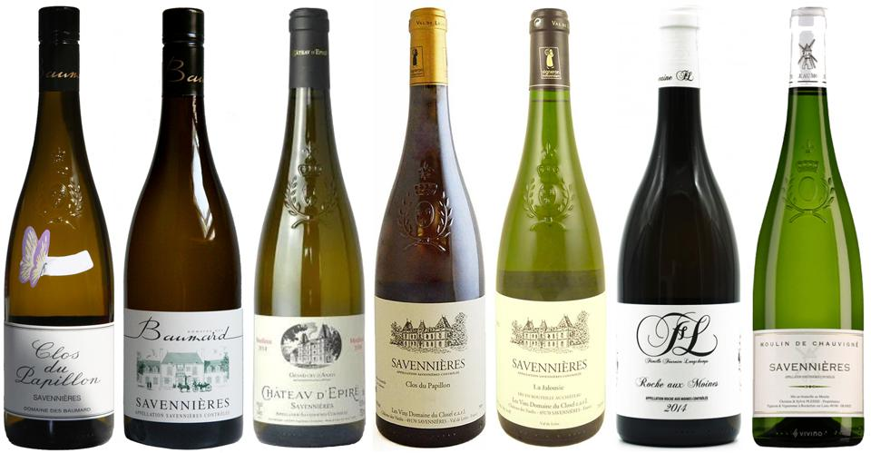 Chenin Blanc is the only grape variety authorized for the Savennières appellation.