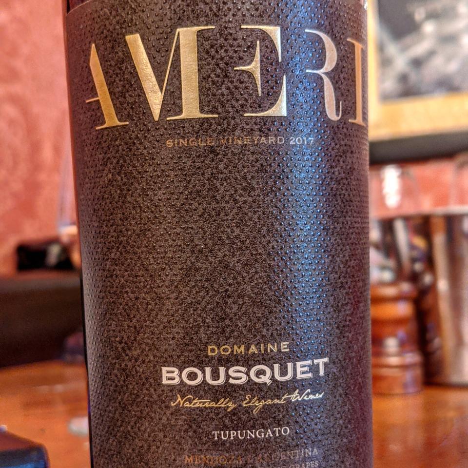2017 Domaine Bousquet ″Ameri″