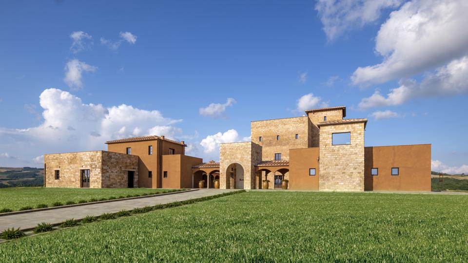 MonteRosola: A Modern Wine Experience In The Heart Of Ancient Tuscany
