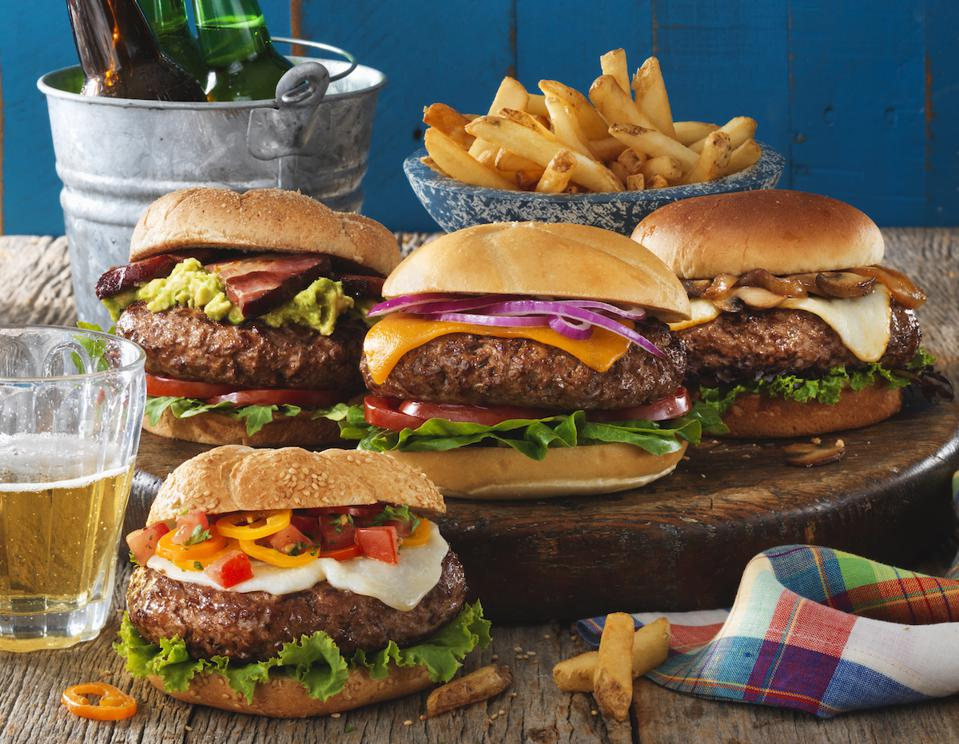 Allen Brothers Wagyu Ground Beef Patties from Chefs' Warehouse