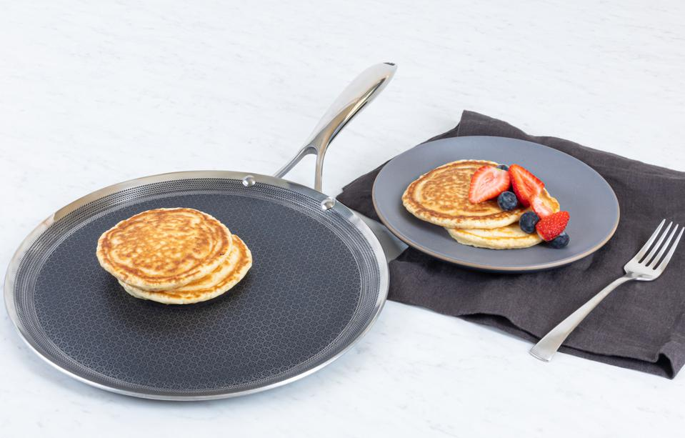 """12"""" Hybrid Griddle Pan from HexClad"""
