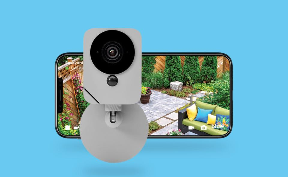 Outdoor Security Camera from Blue by ADT