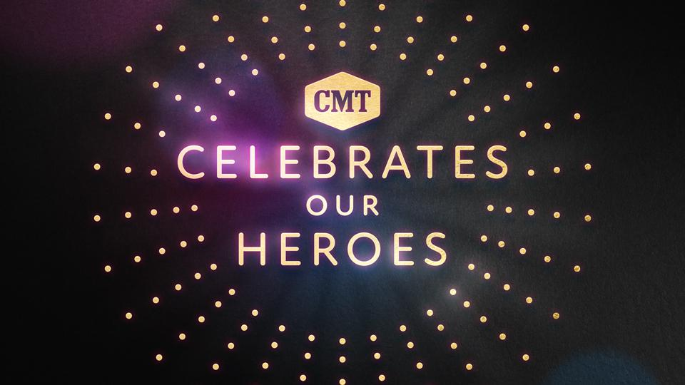 CMT to celebrate heroes of the COVID-19 pandemic in TV special to air June 3rd.