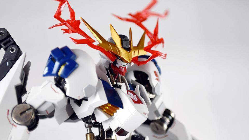 Metal Robot Damashii Gundam Barbatos Lupus Rex