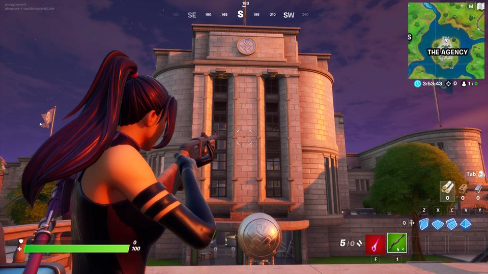 Fortnite Doomsday Countdown Event Leak Shows How The Agency Will