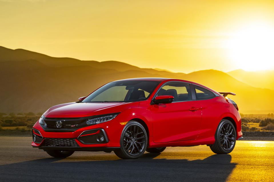 The 2020 Honda Civic Si Is Worth A Closer Look: Here Are ...