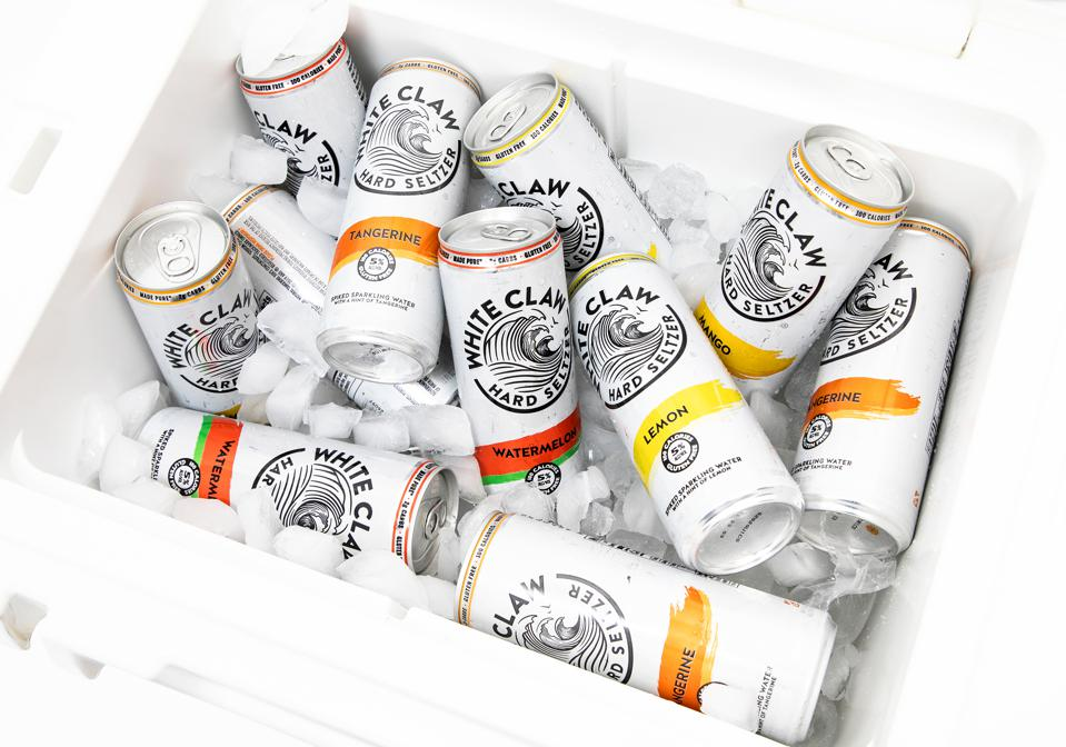 White Claw Flavor Collections