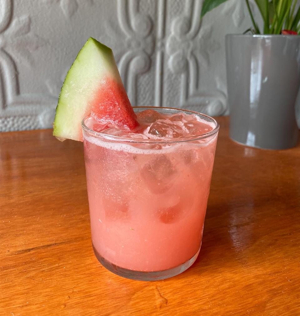 Concord Hill's Watermelon Margarita