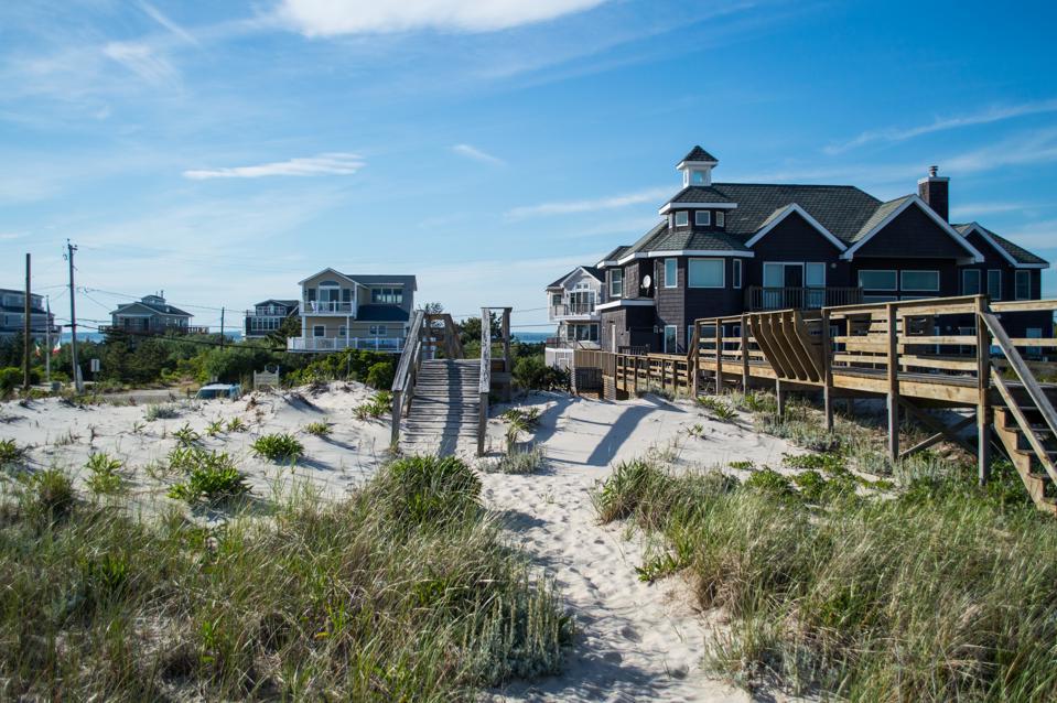 Beach Houses – Summer in the Hamptons, New York City, USA
