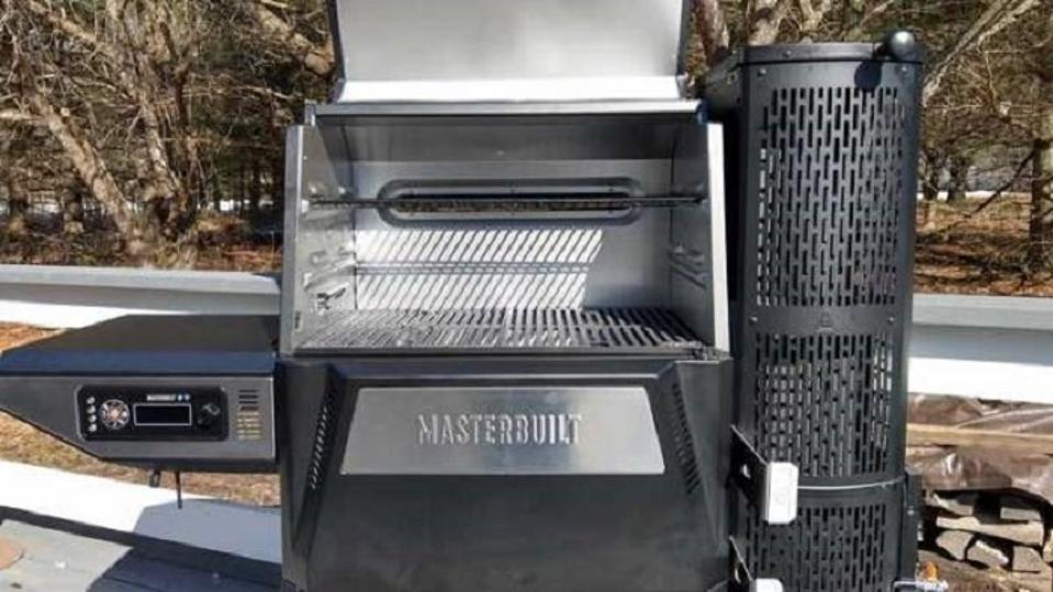 Masterbuilt grill