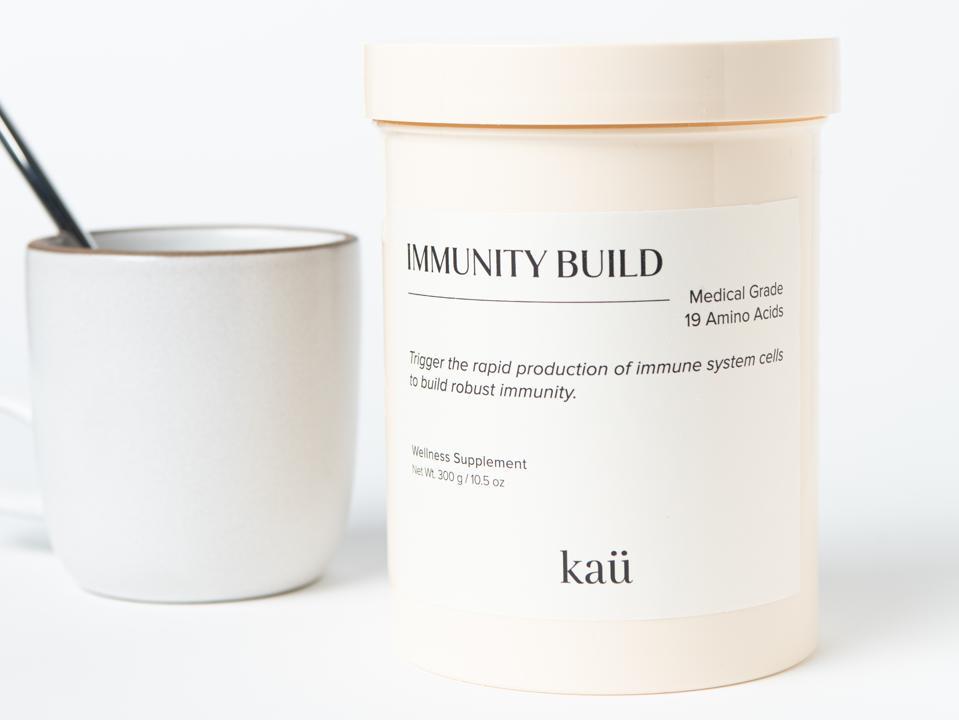 kaü immunity build for Women supplement Dr. Linda Ellison amino acids