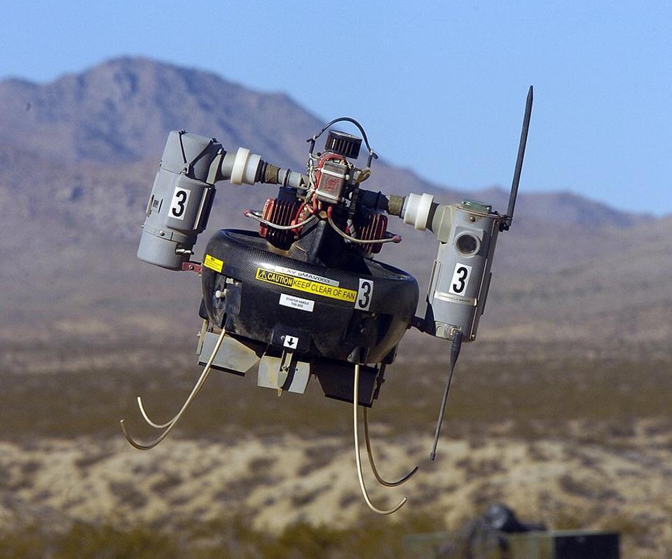 A small drone