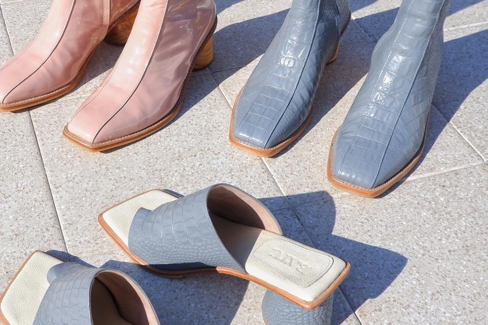 Ethically-sourced leather shoes by BATU