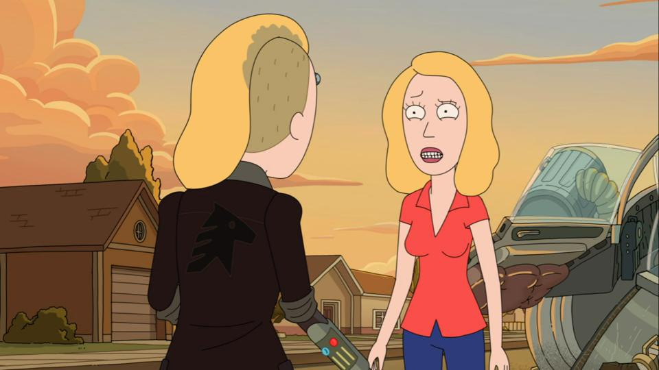 Rick and Morty, Rick and Morty recap, Rick and Morty review, Rick and Morty season 4, Rick and Morty season 4 finale, Rick and Morty finale, Rick and Morty beth clone, Rick and Morty beth, Rick and Morty which is the clone