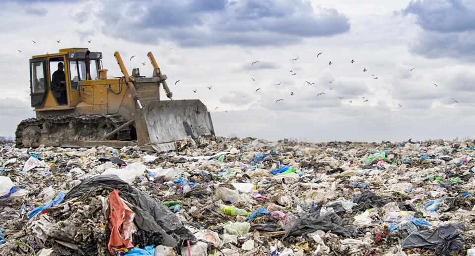 According to the EPA, Americans recycle less than 10 percent of the plastics they have used