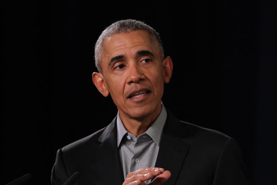 Barack Obama Speaks In Berlin