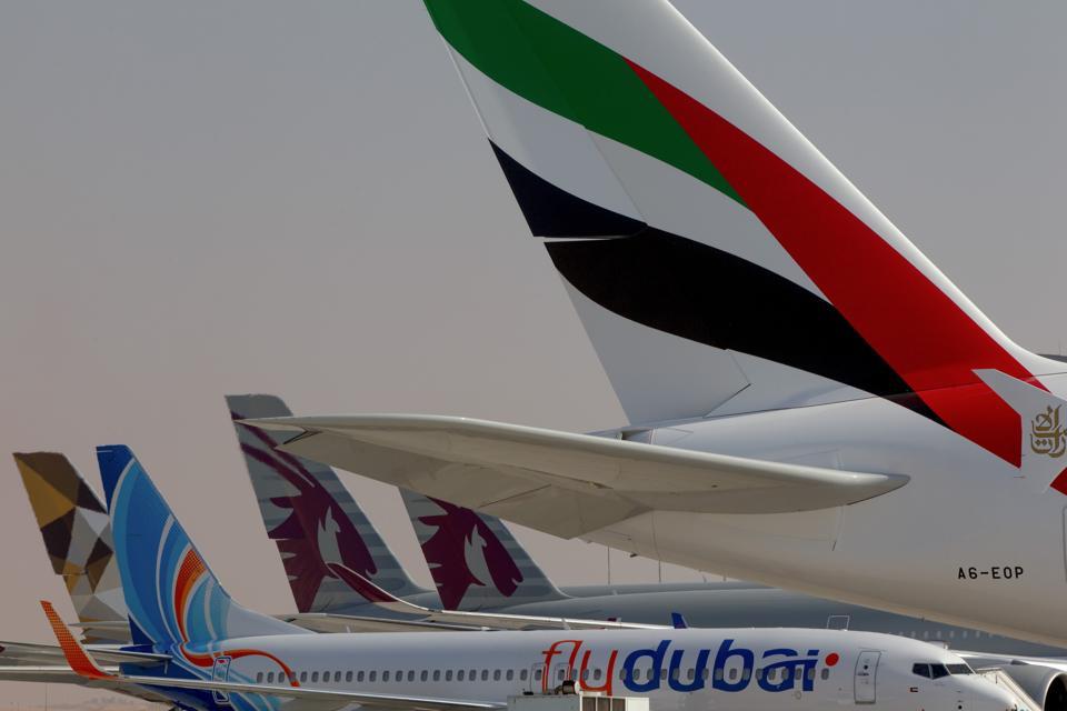 Civil jet airplanes of Emirates