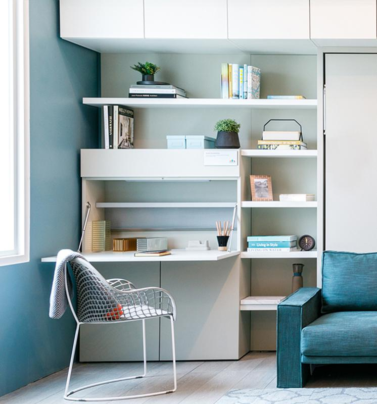 Resource Furniture Home Office system
