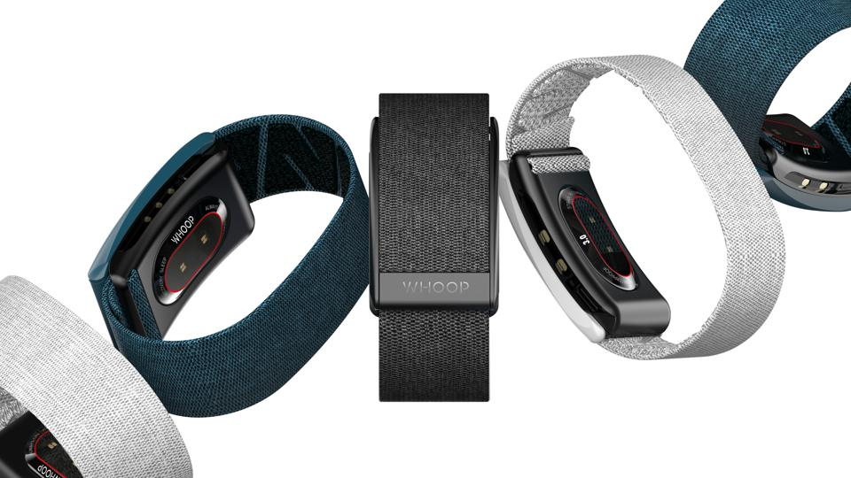 WHOOP Strap 3.0 device