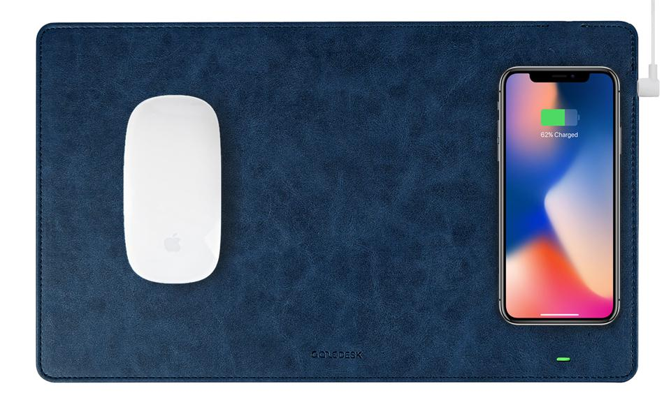 Wireless Charger & Mousepad