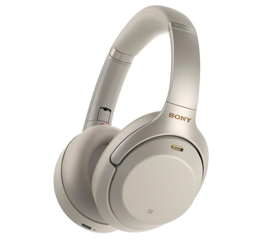 Sony Wireless Noise-Canceling Headphones