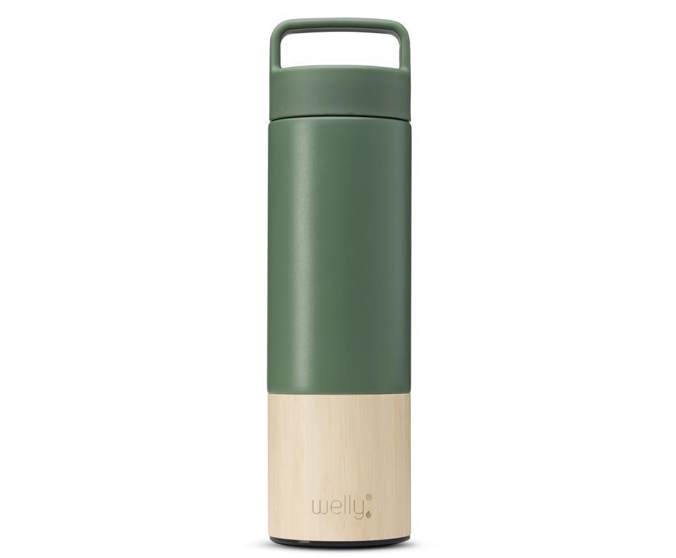 Welly Water Bottle, $40