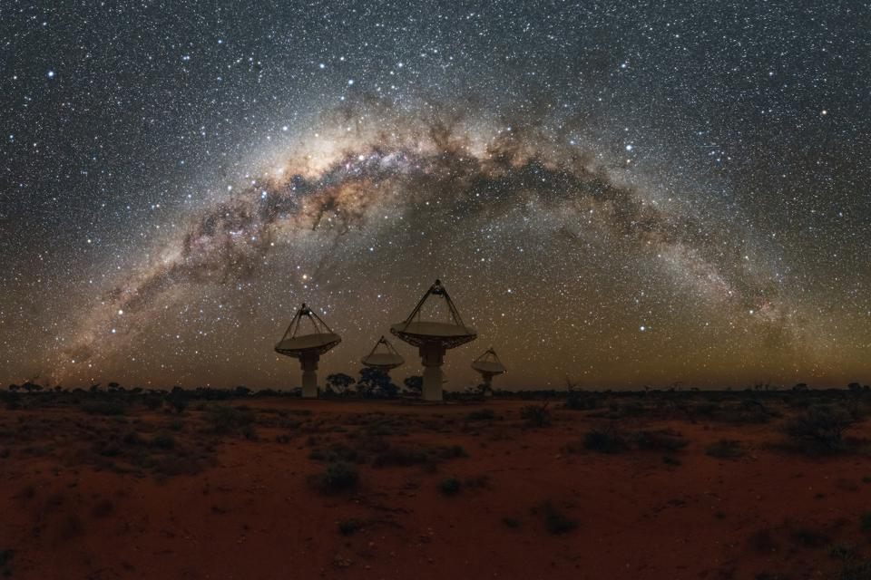 Four 'Mysterious Signals From Outer Space' Are Coming From Galaxies Like Ours, Say Scientists