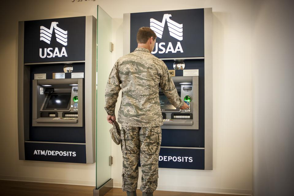 ATM USAA