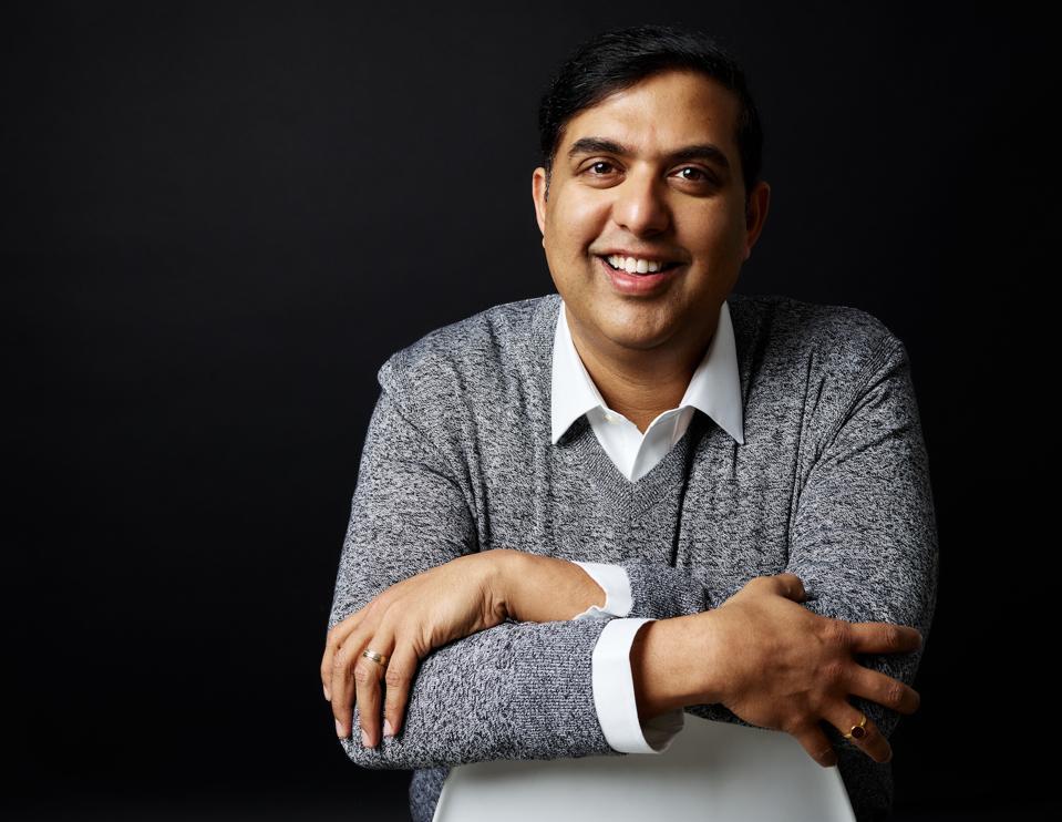 Autodesk CIO Prakash Kota is a lovely Indian man with a warm smile