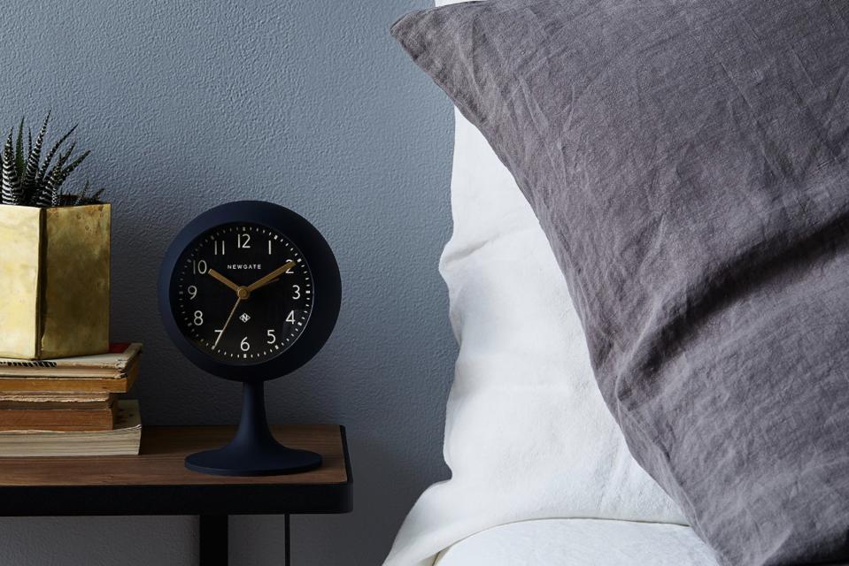 Newgate Alarm Clock from Food52