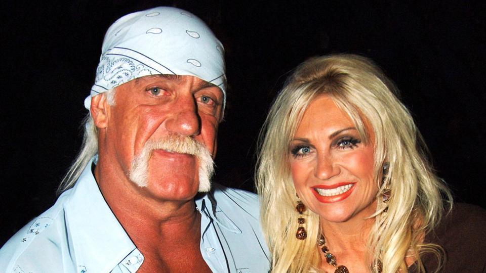 Hulk Hogan Linda Hogan WWE Tony Khan AEW