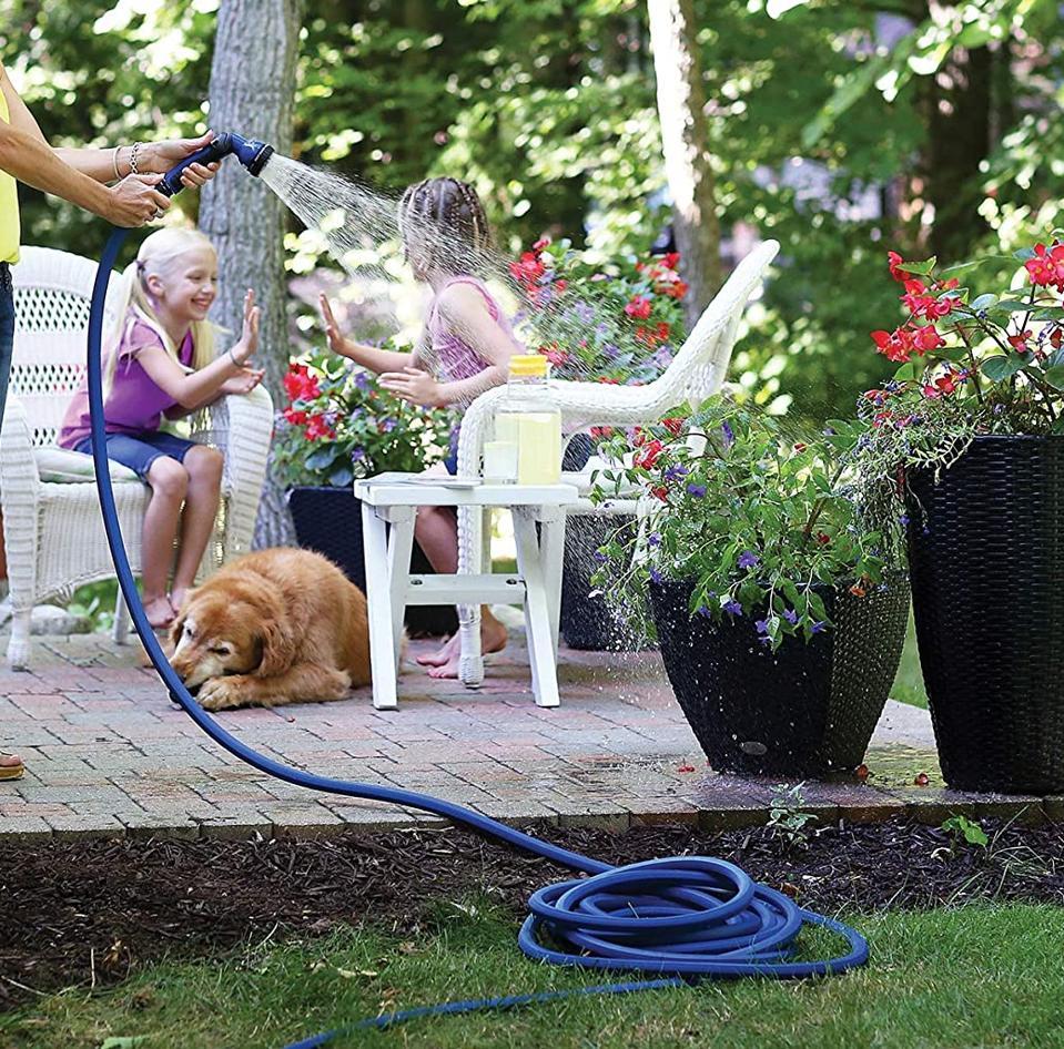 Dramm Blue Garden hose