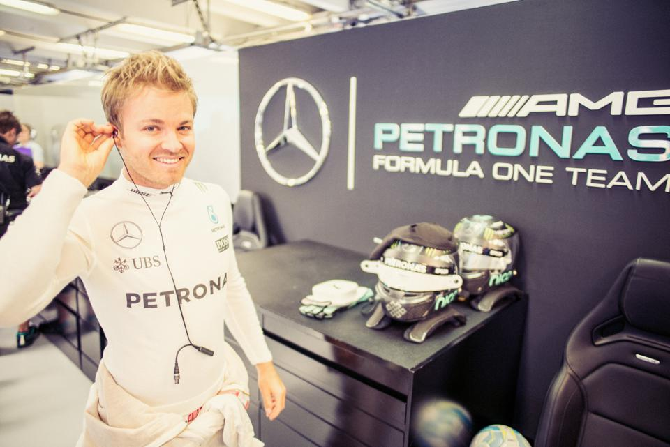 Former F1 Champ Nico Rosberg Driving Now For Sustainability