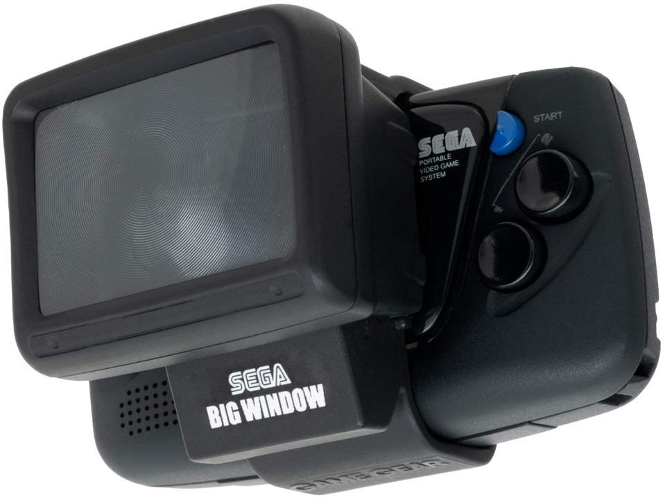 The Big Window attachment for Sega's Game Gear Micro