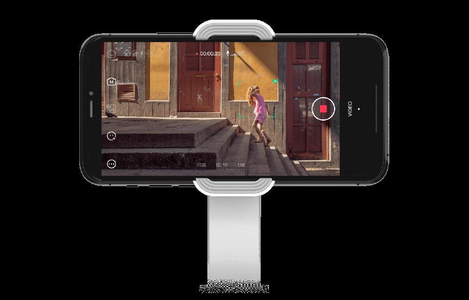 Zhiyun Smooth X Cami app.