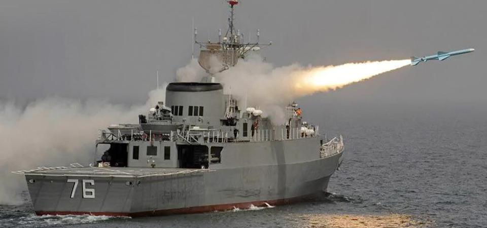 A Stray Missile Killed 19 Iranian Sailors—Possibly While Testing A New Seeker